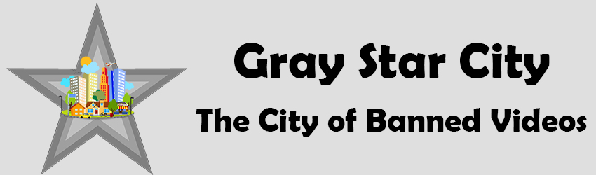 Gray Star City Logo